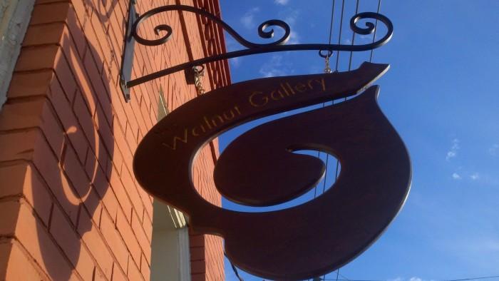Walnut Gallery - located in downtown Gadsden, Alabama